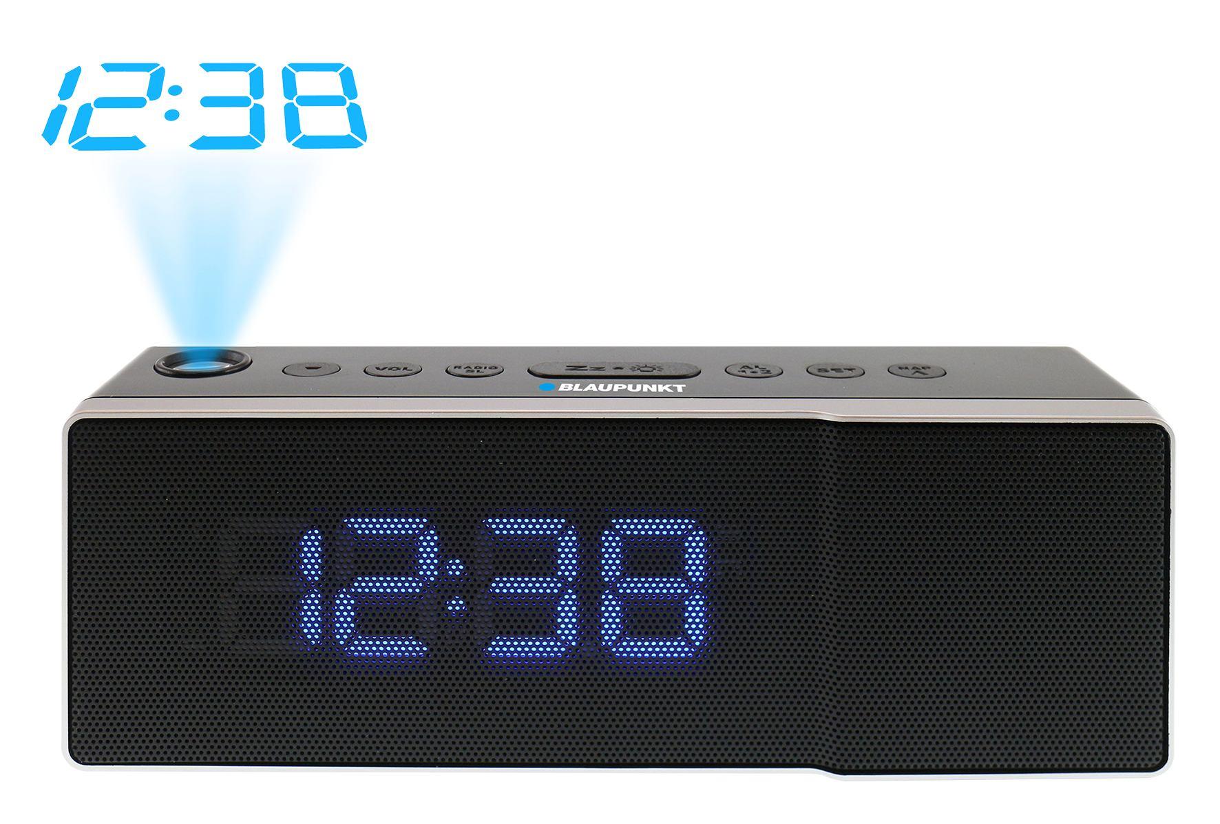 Blaupunkt Reloj Negro Crp8bk Radio Crp8bk Blaupunkt tdhCBxQrs