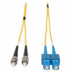 2857 Fiber Patch Cord 15 Meter SC//SC Duplex Single Mode 9//125 Fiber Cable
