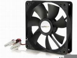 Replacement for PARTS-FAN-0077L4 120X38MM 4-PIN PWM Fan W//HUS for SC733